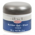 IBD LED/UV Clear Builder Gel 2 oz (56 gr)