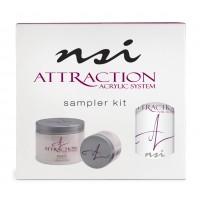 NSI Attraction Sampler Kit Acrilic Kit