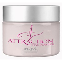NSI Attraction Acrilic Nail Powder Perfect PINK 40gr (1.42oz)